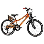 "51WGMUGa3HL. SS150 Lombardo Mountain Bike 20"" Brera 20 6 V Orange/Black"