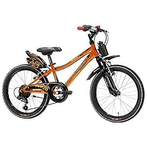 "51WGMUGa3HL. SS300 Lombardo Mountain Bike 20"" Brera 20 6 V Orange/Black"