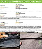 """Smell Proof Bag - 11"""" x 6"""" Smellproof Odorless"""
