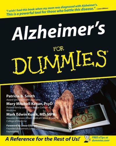 Read Online Alzheimer's For Dummies PDF