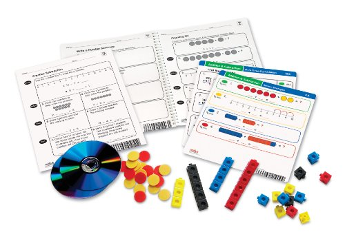 Learning Resources Radius CD Card Set Math: Addition & Subtraction Grades 1-2