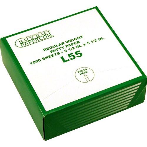 Geometry Patty Paper - Box of 1000 Sheets: Single Box