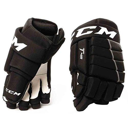 CCM Tacks 4Roll Hg4iii Senior Hockey Gloves Black 14