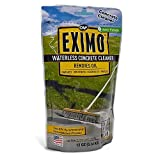 CAF Outdoor Cleaning EXIMO Waterless Concrete Cleaner 0.75 lbs for Driveway, Garage, Basement, and Walkway Surfaces, Advanced Stain Remover for Oils and Other Petroleum Stains