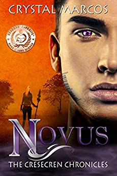 Novus (The Cresecren Chronicles Book 1) by [Marcos, Crystal]
