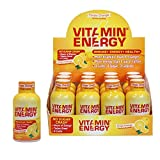 Vitamin Energy Shots – The Smart, Healthy Energy Drink that Supports Immune Health (48 pack) For Sale