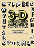 3d type book - 3-D and Shaded Alphabets (Dover Pictorial Archive Series)