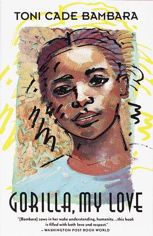 book cover of Gorilla, My Love