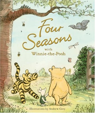Read Online Four Seasons With Winnie-the-Pooh PDF