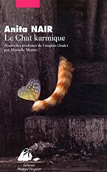 Le chat karmique par Nair