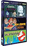 Casper Scare School / Alvin & Chipmunks Meets The Wolfman / Extreme Ghostbusters - 3-DVD Set ( Casper's Scare School: Vote For Casper / Alvin and [ NON-USA FORMAT, PAL, Reg.2 Import - United Kingdom ]
