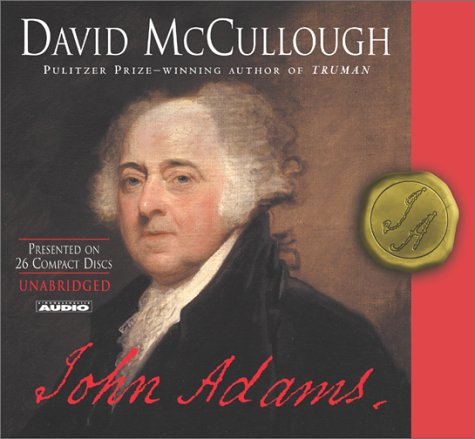 John Adams by Simon & Schuster Audio