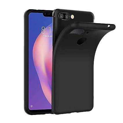 Ferilinso Funda para Xiaomi Mi 8 Lite, Ultra [Slim Thin] Resistente a los