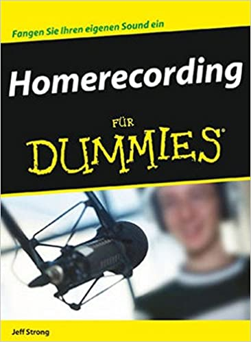 homerecording fr dummies german edition