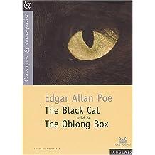 """the black cat ; the oblong box"""