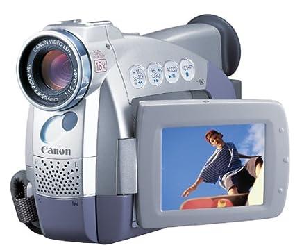 amazon com canon zr40 minidv digital camcorder with 2 5 lcd rh amazon com