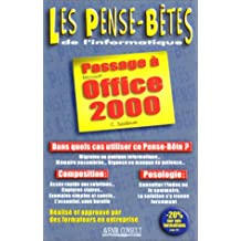 PASSAGE À OFFICE 2000