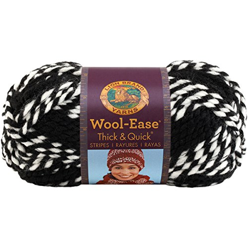 Lion Brand Lion  640-603 Wool-Ease Thick & Quick Yarn , 9...