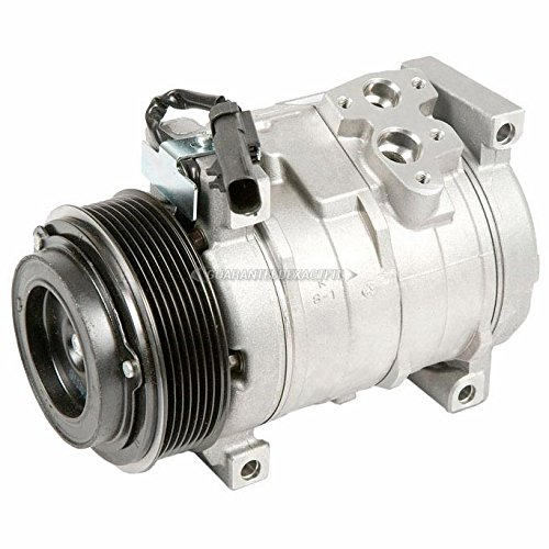 Brand New Premium Quality AC Compressor & A/C Clutch For Ram SRT-10 And Viper - BuyAutoParts 60-01945NA (2003 Dodge Viper Srt 10)