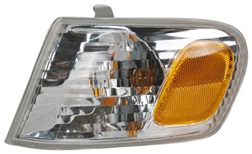 OE Replacement Toyota Corolla Front Driver Side Signal Light (Partslink Number TO2530137)