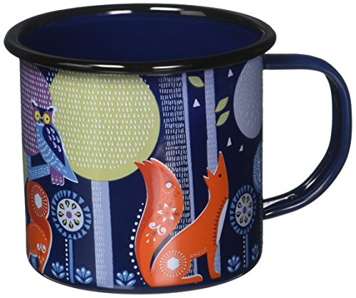 Folklore Enamel Camping Coffee Design product image