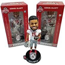 Ezekiel Elliott Ohio State Buckeyes Limited Edition Bobblehead - 2014 National Champions - Limited Edition Collectible