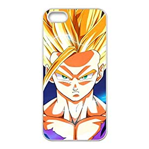 Hope-Store Dragon ball Super Saiyan Cell Phone Case for Iphone 5s