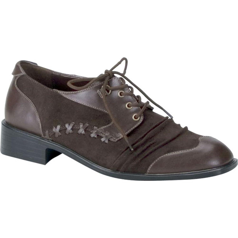 Men's Hatter-02 Brown Oxford Shoe - DeluxeAdultCostumes.com