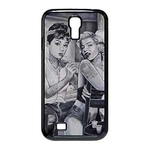 SamSung Galaxy S4 I9500 2D Custom Phone Back Case with Marilyn Monroe Image