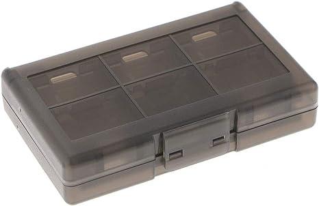 OSTENT Caja de cartucho de soporte de caja de tarjeta de juego de ...