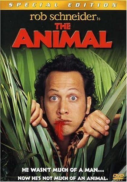 The Animal Special Edition Rob Schneider Colleen Haskell Edward Asner John Mcginley Luke Greenfield Todd Garner Barry Bernardi Revolution Films Movies Tv