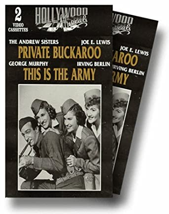 Private Buckaroo [USA] [VHS]