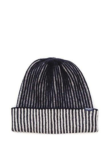 Cappello Blu Lana Uomo Woolrich Woacc1584mlb dq0OwxdI