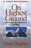 On Highest Ground, Derick Bingham, 184030068X