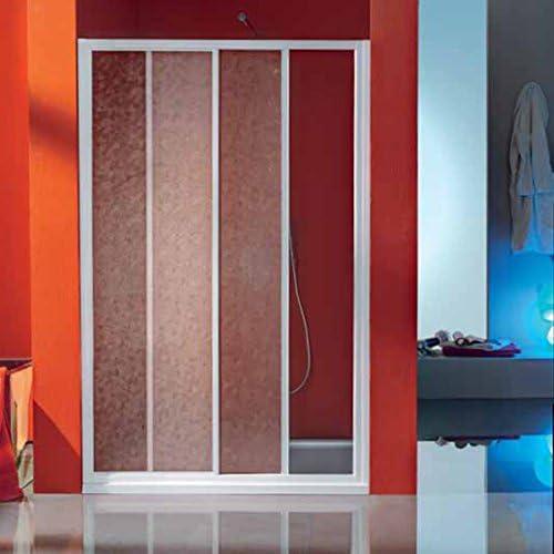 Samo Puerta deslizante Ciao 2 puertas polystyrene/blanco 117 – 121 cm: Amazon.es: Bricolaje y herramientas