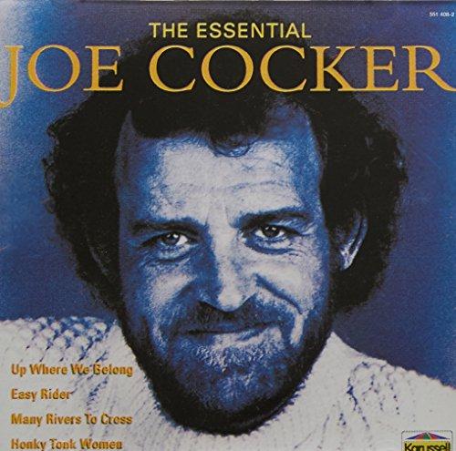 The Essential Joe Cocker /  Joe - Malls Brisbane