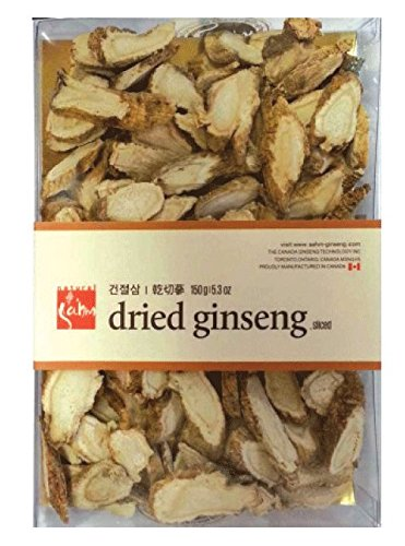 Dried Ginseng Sliced 150g for sale  Delivered anywhere in Canada