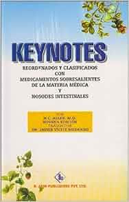 Keynotes Reordenados y Clasificados con Medicamentos Sobresalientes de