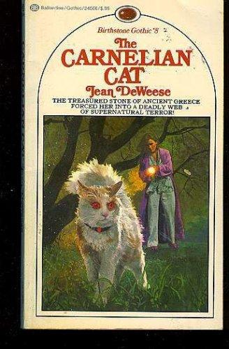 The Carnelian Cat (Birthstone gothic)