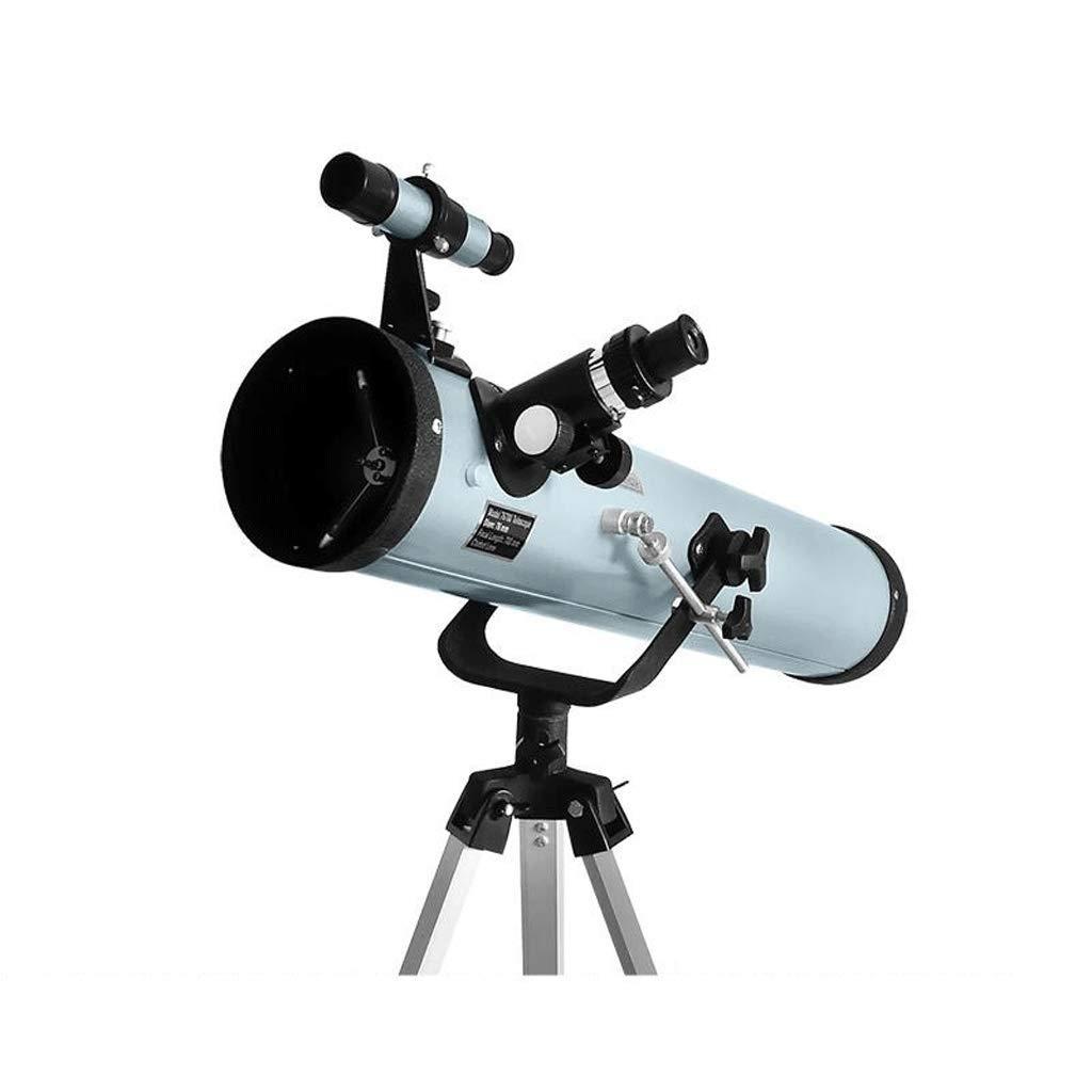 Jzmae New Large-Diameter Reflection Telescope 350x Zoom Monocular Telescope Space Celestial Observation by Jzmae