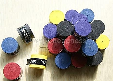 1pcs Absorb stretchy Tennis Squash Racquet Band Grip Anti-slip Tape Over OCHNJ