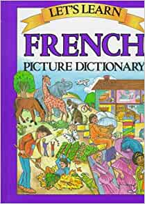 Learn French - The Internet Picture Dictionary