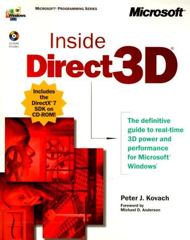 Download Inside Direct3D (Dv-Mps Inside) PDF