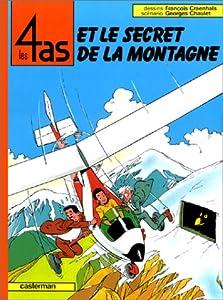 """Afficher """"Les 4 as et le secret de la montagne"""""""