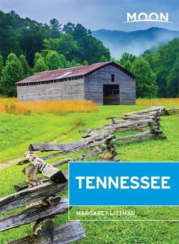Moon Tennessee Handbooks Margaret Littman product image