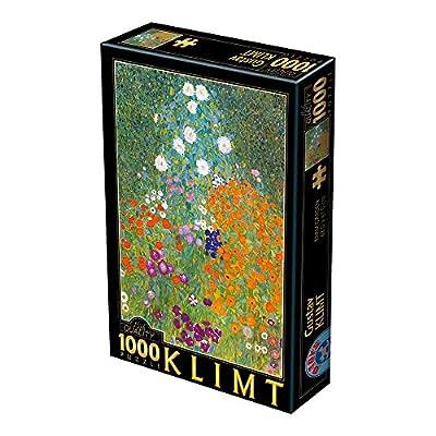 D Toys Puzzle 1000 Pcs 66923 Kl09 Uni