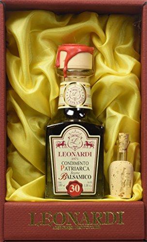 Acetaia Leonardi Patriarca 30 Year Reserve Balsamic Vinegar Condiment - 3.38 oz by Acetaia Leonardi
