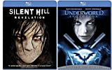 Underworld Evolution & Silent Hill Revelation 2 Pack Horror/ SCIFI