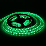 FAVOLCANO® 16.4FT 5M SMD 5050 Waterproof 300LEDs Green LED Flash Strip ...