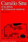 Camillo Sitte et les débuts de l'urbanisme moderne